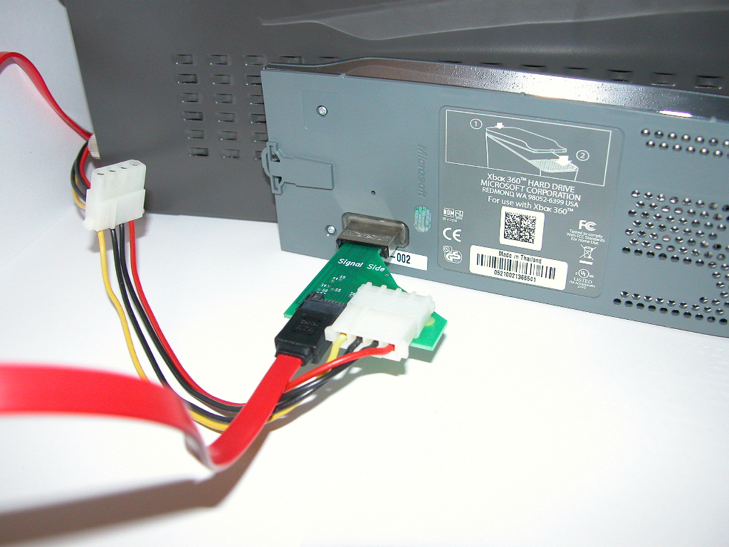 Xbox 360 hard drive to sata adapter ccuart Choice Image